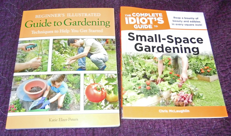 Book Review Best Garden Books For New Gardeners Shawna Coronado