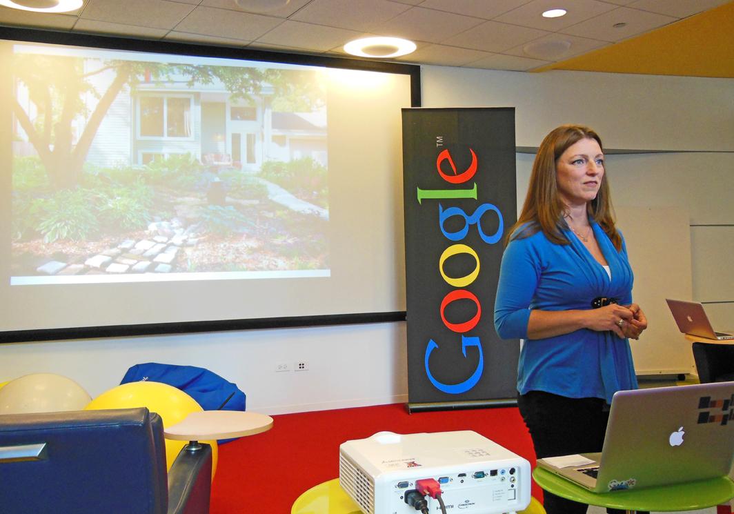 Gardens For Better Sustainable Community; My Speech at Google