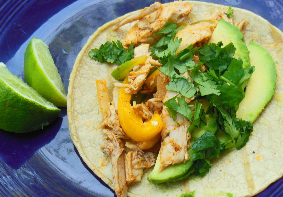 Under $10 and 10 Minute Rotisserie Chicken Fajita Recipe and LIVE Google+ Hangout