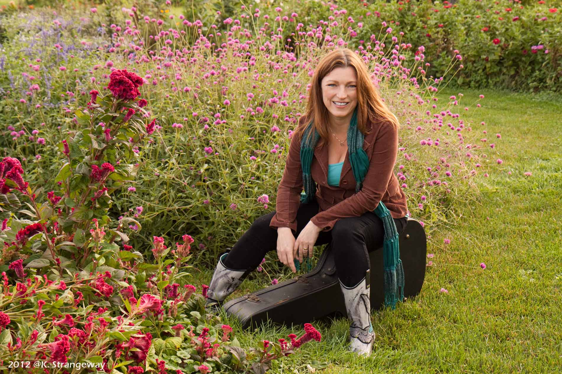 Best Fashion Fun Wellie Style Garden Rain Boots Shawna Coronado