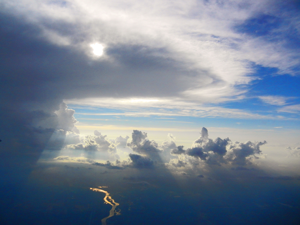 Best photos - Clouds on flight 2
