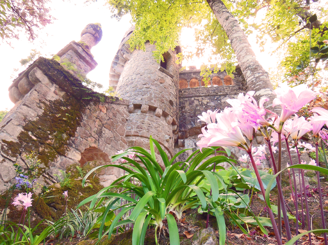 Best photos - Sintra Portugal Quinta da Regaleira Castle