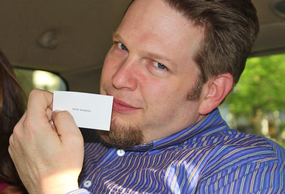 Interviewing Chris Brogan for the Make A Diff Show