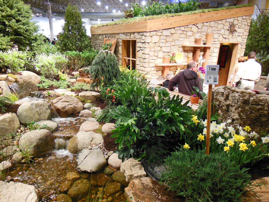 Chicago flower and garden show 2013 shawna coronado for Chicago flower and garden show