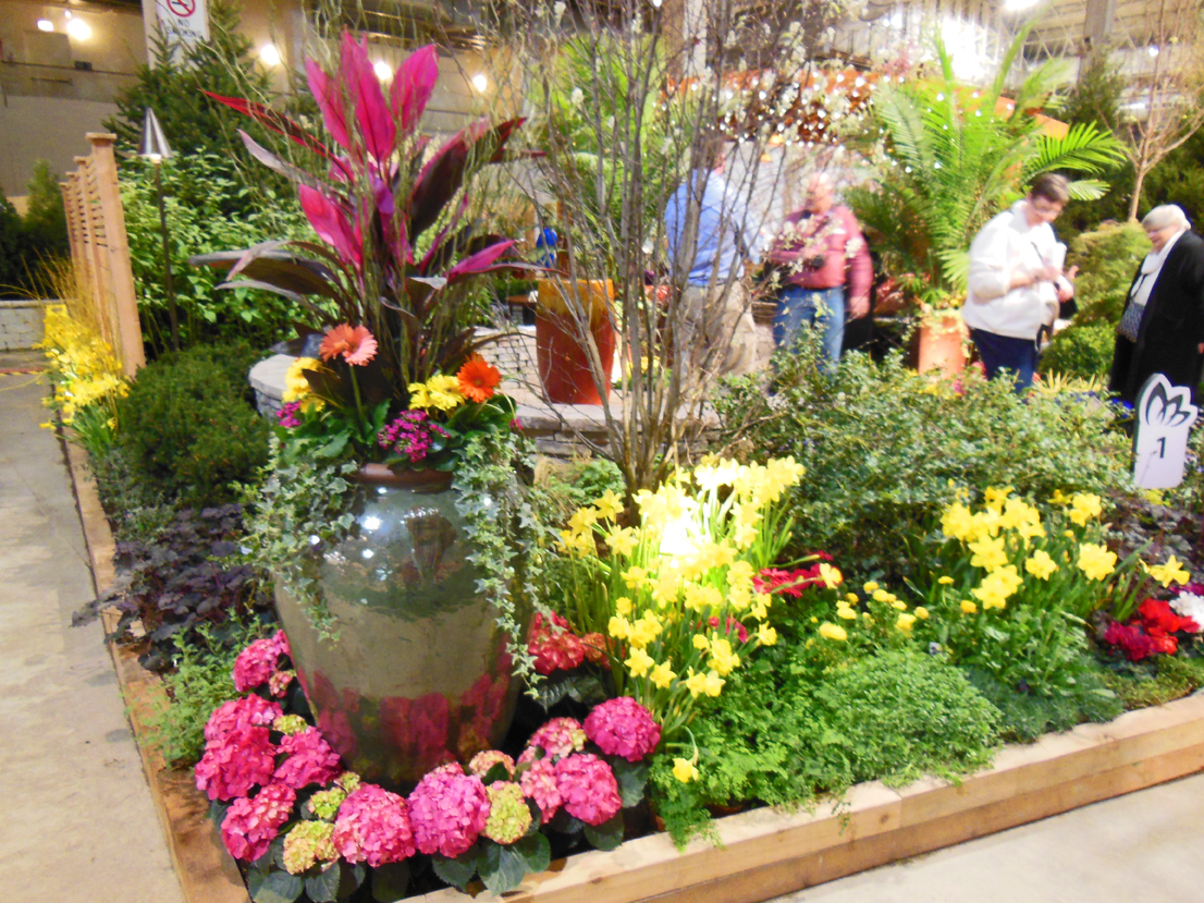 Coupon chicago flower garden show