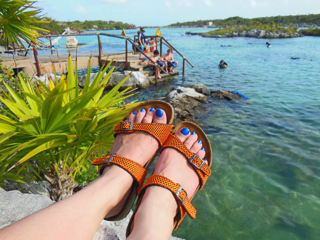 Summer Lovin' Green Shoe Review – Birki's Sandals Give-Away