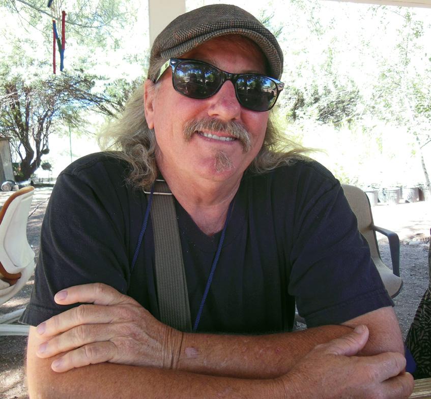 Author Felder Rushing