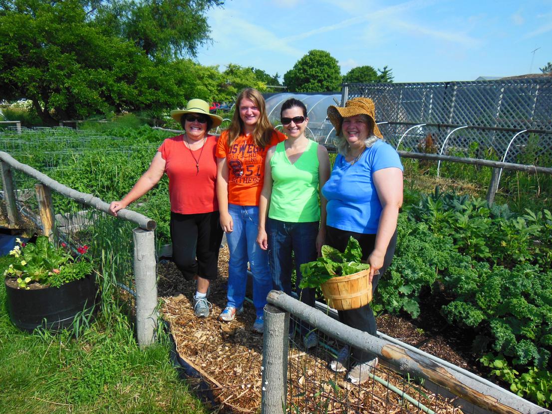 Community Garden Ladies