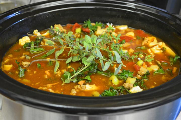 Crockpot Chili Recipe Oregano
