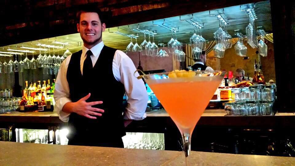 The Shawna Martini