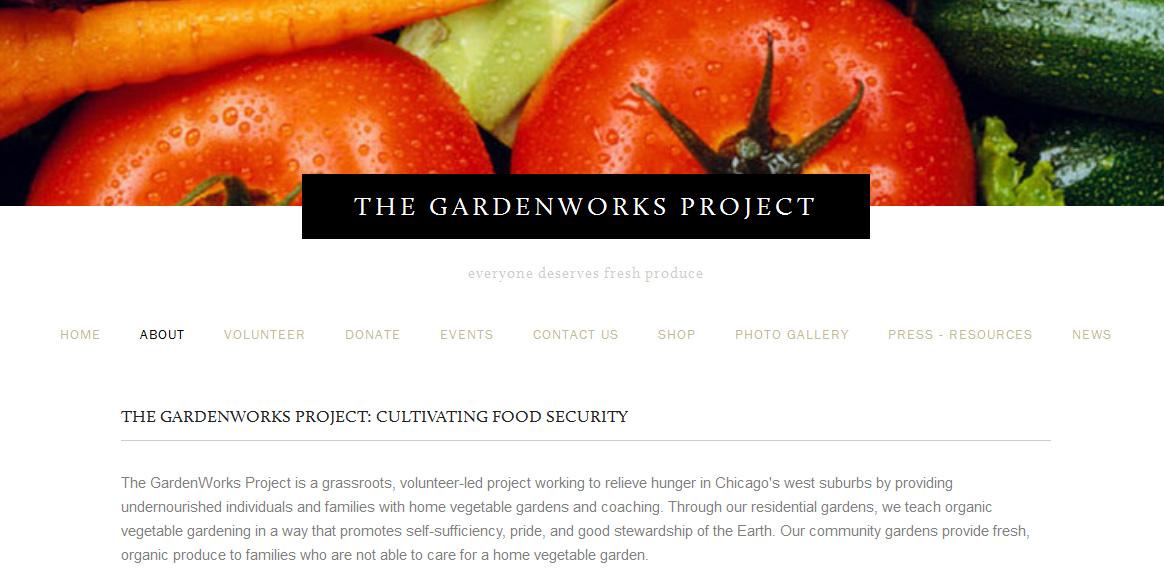 Gardenworks Project