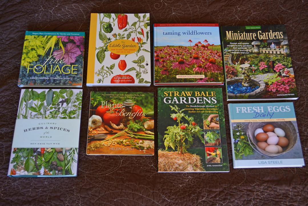 7 Last Minute Gift Ideas – Garden Books
