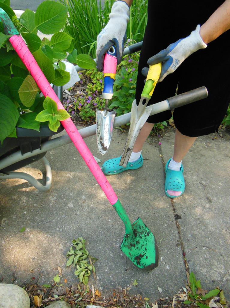 Stop Losing The Garden Tools