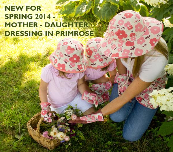 Angelas Garden Primrose Garden Hat and Gloves Give-away