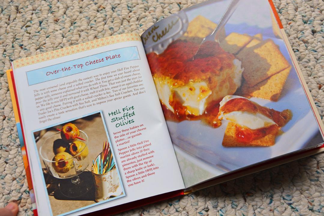 Book Review Sweet Heat Heall Fire Pepper Jelly 2