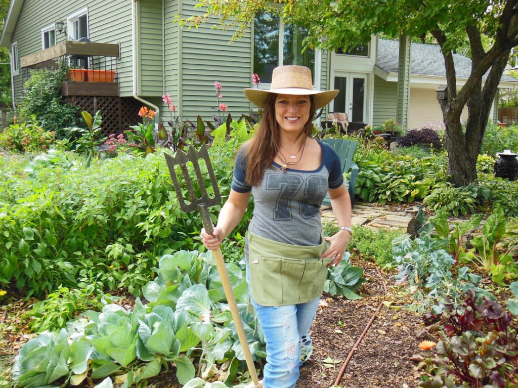 Angela's Garden Apron