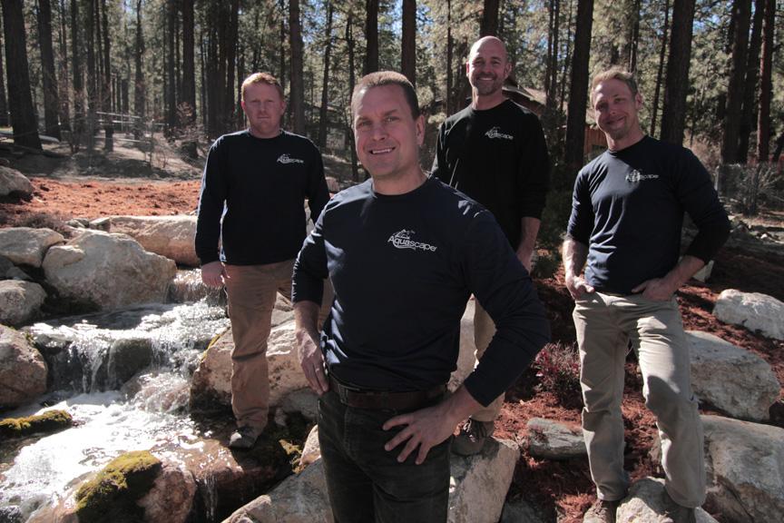 National Geographic TV Pond Guys Built My Rainwater Cistern