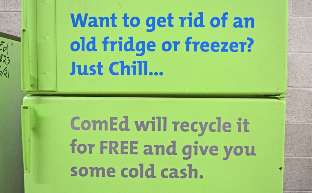 Recycle Your Refrigerator and Earn Money