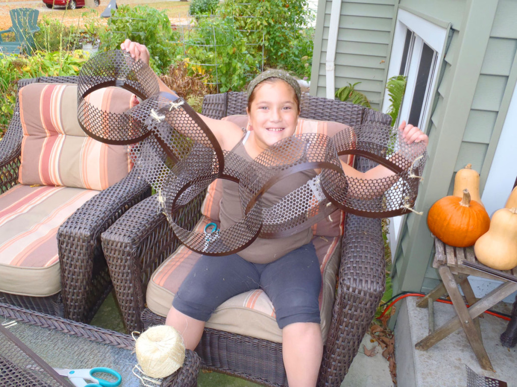 Giant Halloween Spider Decoration Shawna Coronado