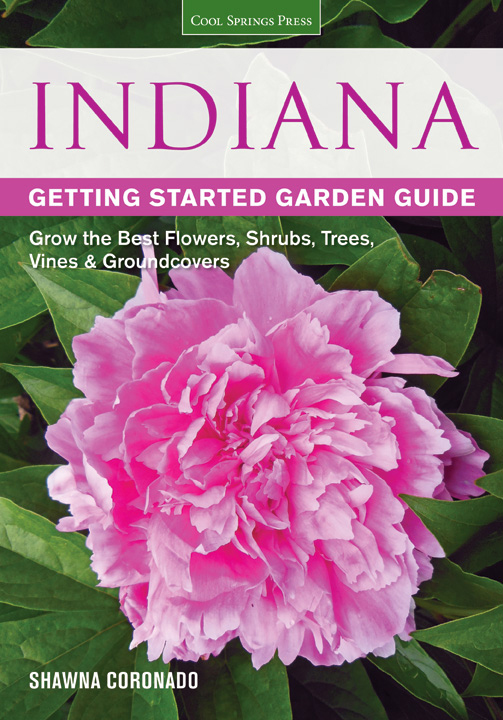 Indiana Getting Started Guide Book by Shawna Coronado
