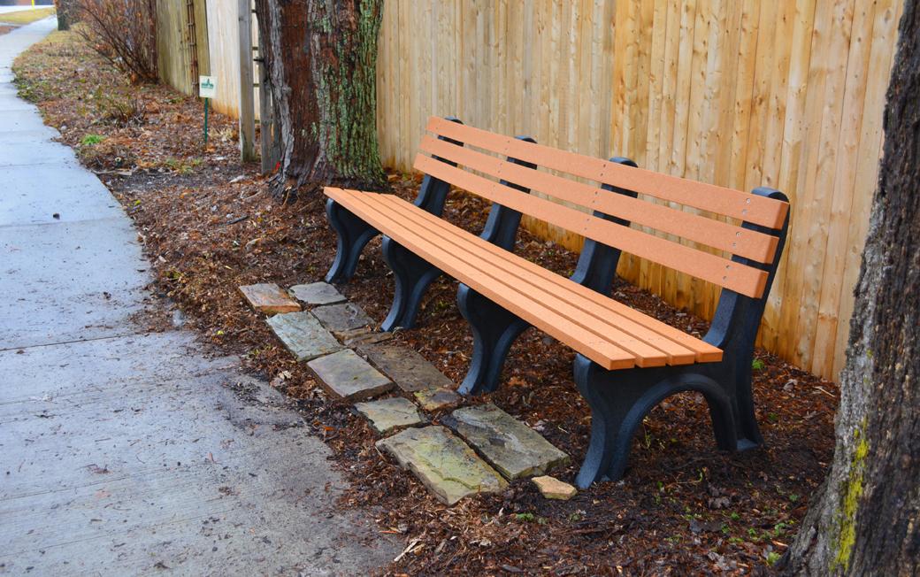 Saving the Park Bench