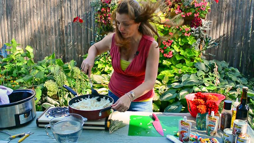 French Onion Soup Shawna Coronado Windy