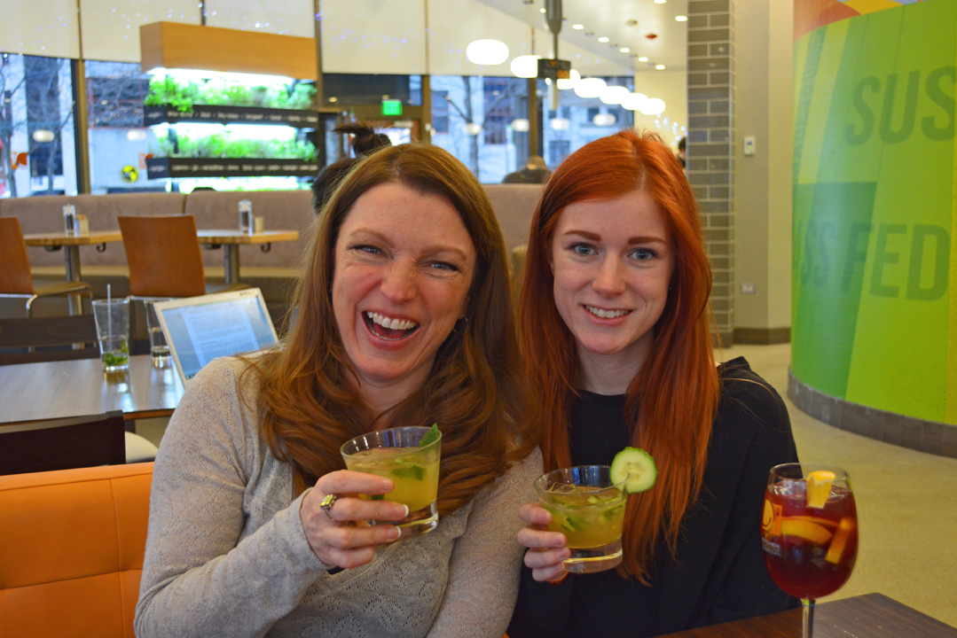 Cucumber Margarita Recipe and Sunday Funday Appetizers