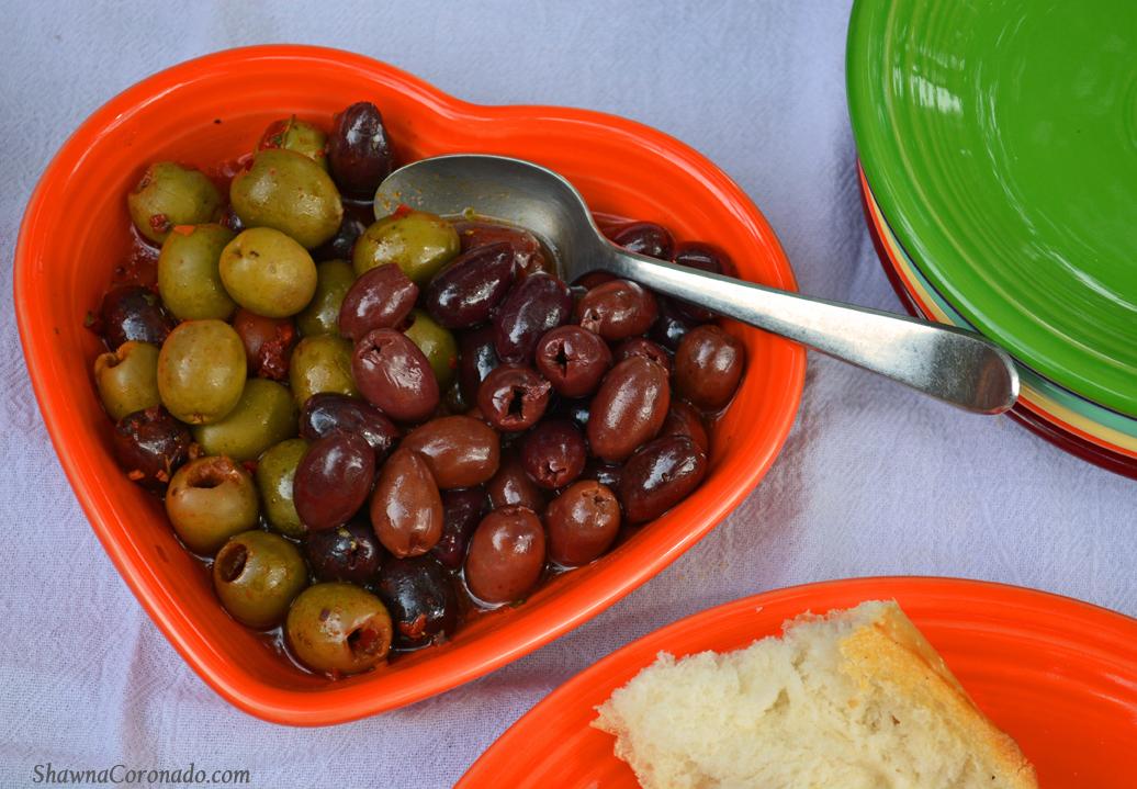 Fiestaware Heart Dish