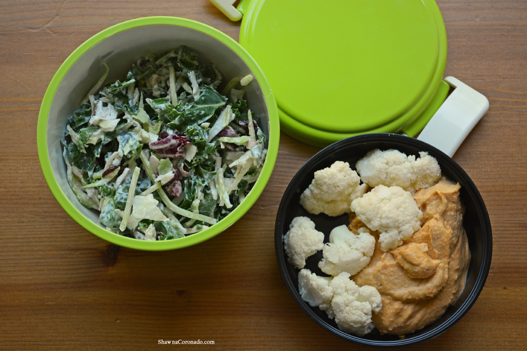 Anti-Inflammatory Recipe Bento Box