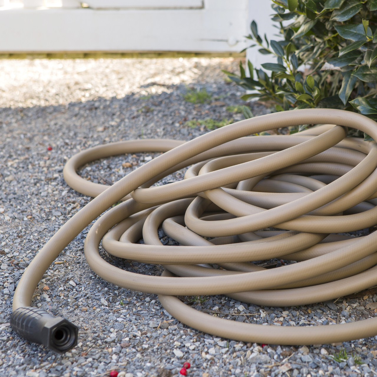 A Garden Hose for Arthritis Sufferers