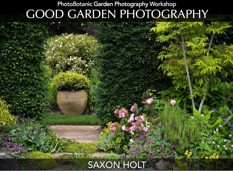 Saxon Holt Good Garden Photography