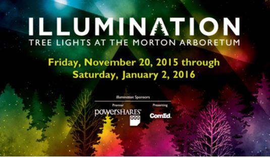 Morton Arboretum Illumination Dates