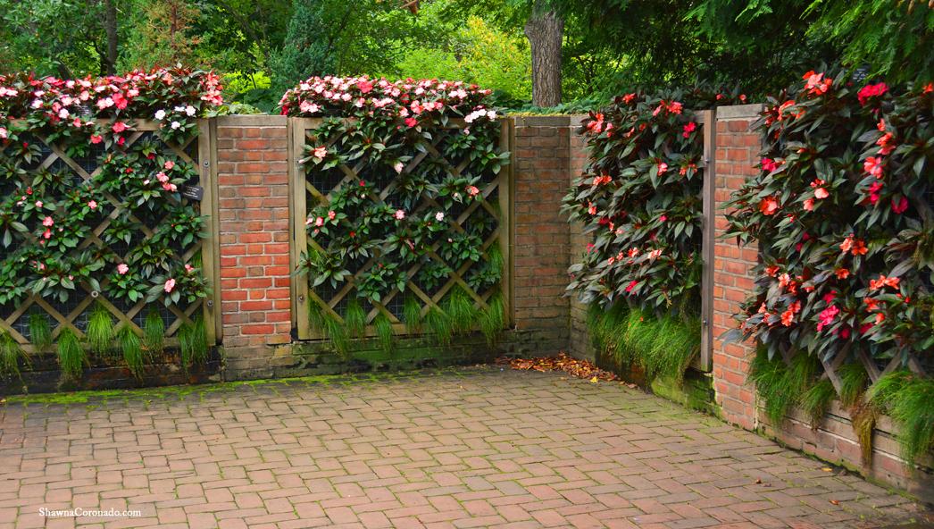 Enabling Garden Living Wall Gardens