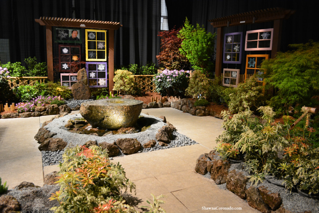 Superbe San Francisco Flower Show Japanese Garden