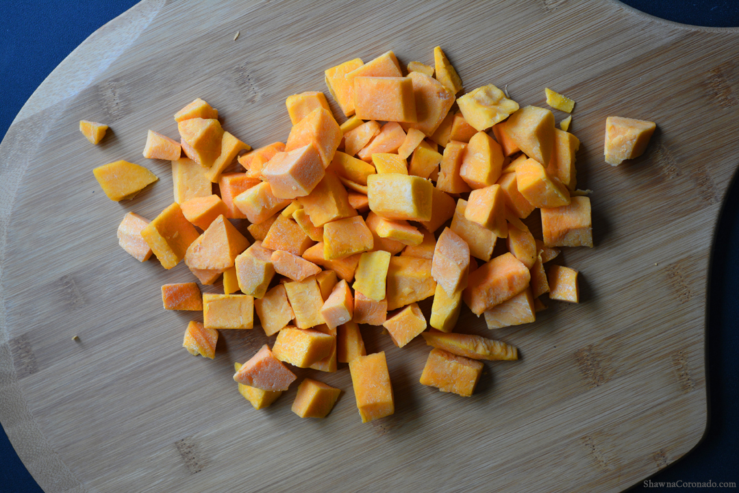 Aidells Chicken Apple Sausage Butternut Squash copyright Shawna
