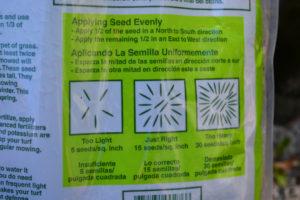 Eco Lawn Bag Instructions