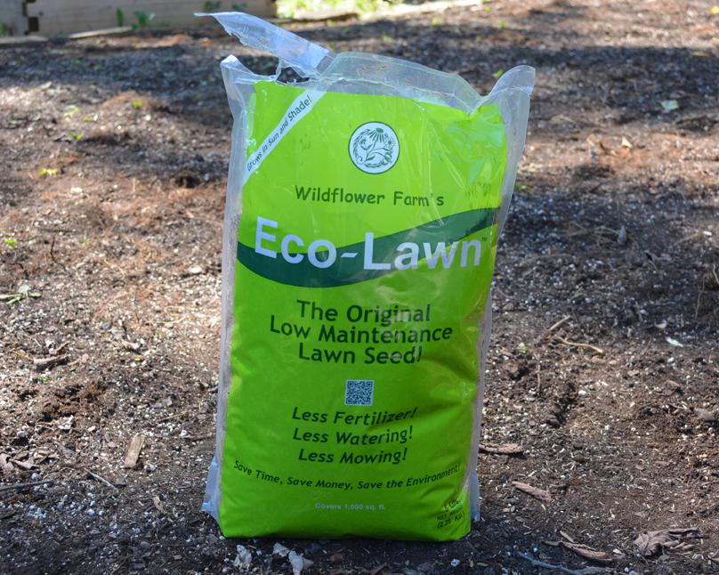 Eco Lawn Seed Bag