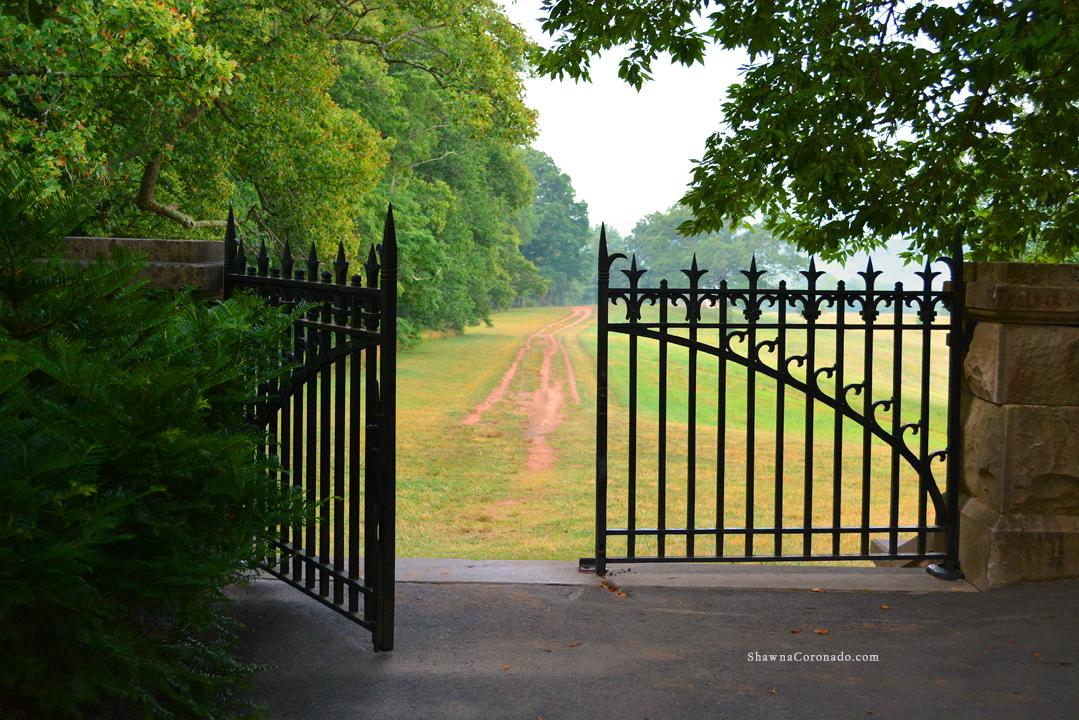 Biltmore Estate Gates