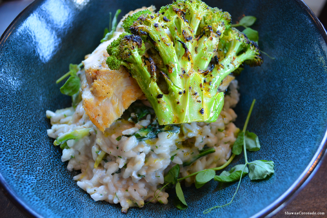 Biltmore Broccoli Risotto