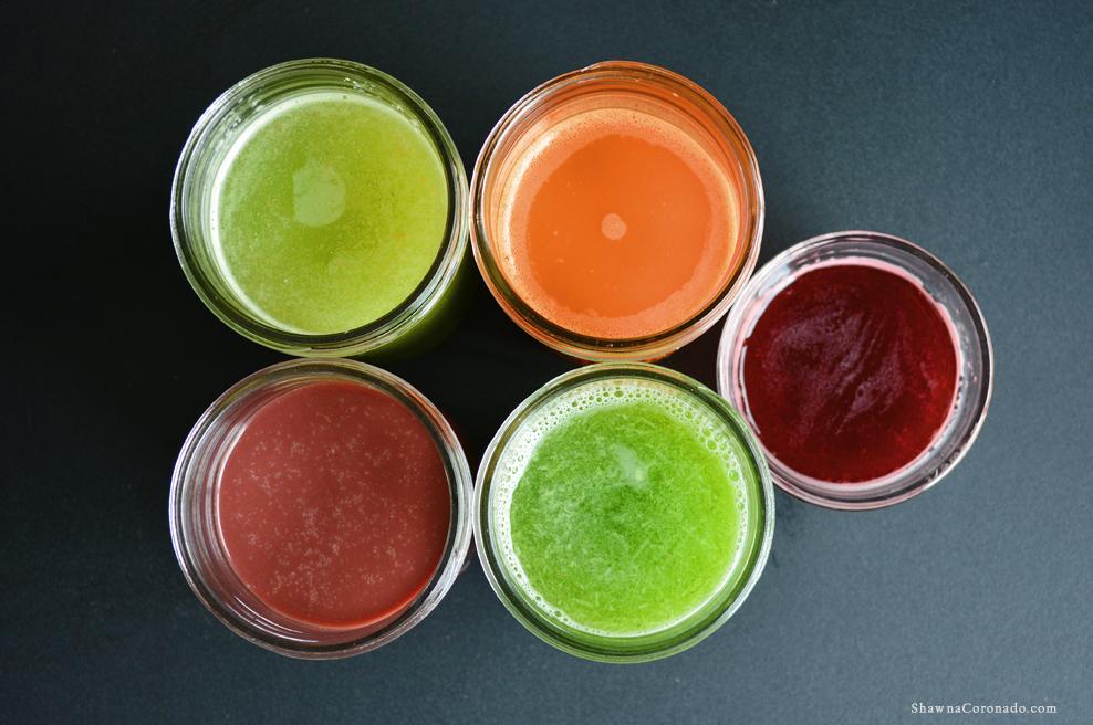 juicing juices