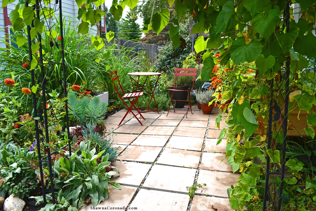 Antiinflammatory Lifestyle in the Garden