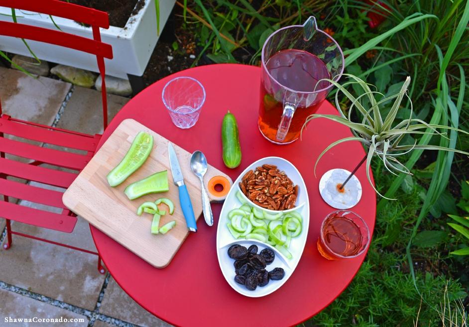 Fermob Bistro Garden Antiinflammatory Snacks