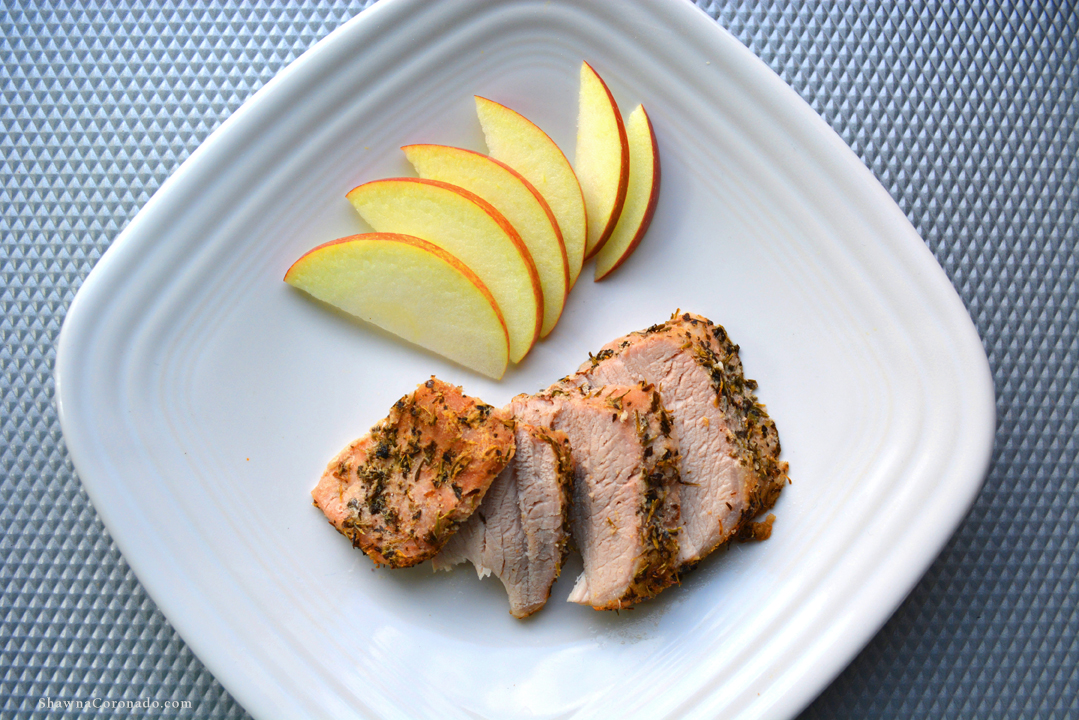 Pork Tenderloin Roast with Herbs Recipe