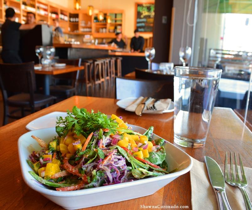 Real Food Daily Rainbow Bowl Salad