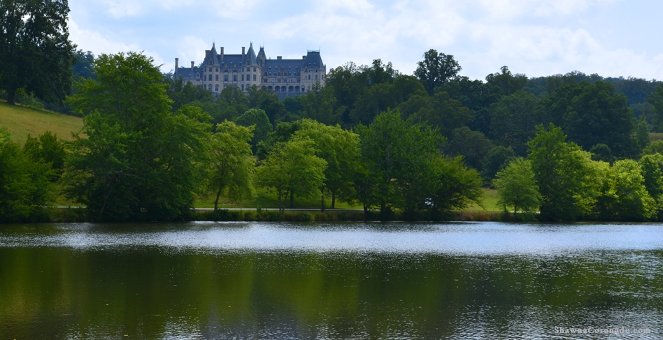 Biltmore Estate Lagoon View