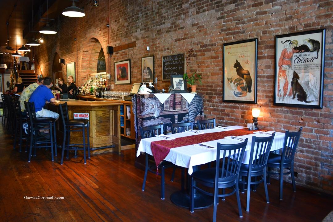 Cellar Cat Restaurant