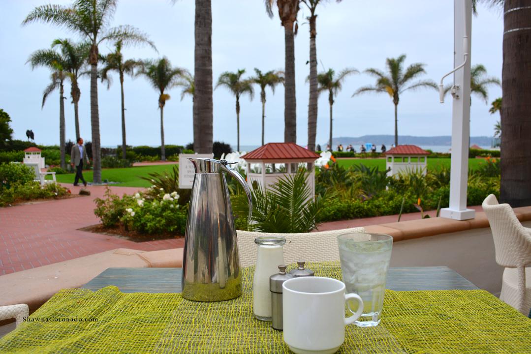 Sheerwater view Hotel del Coronado