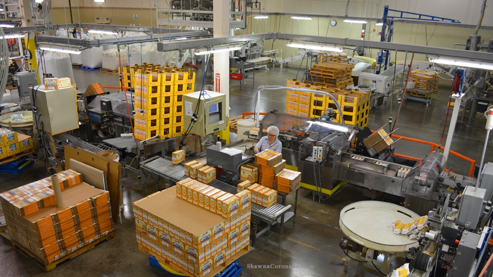 Bobs Red Mill Packing Facility