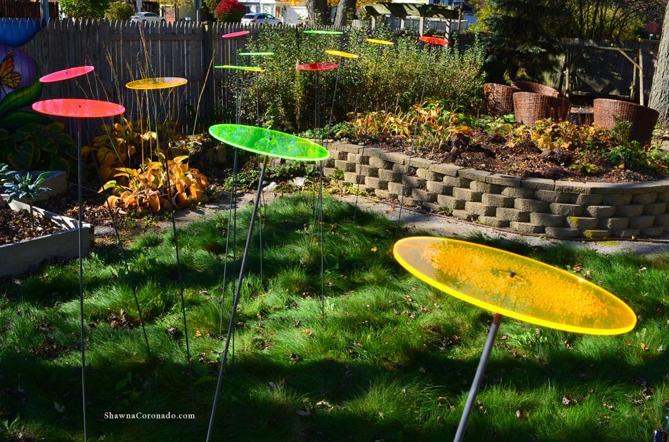 Cazador del sol Multicolor Sunfield Fall