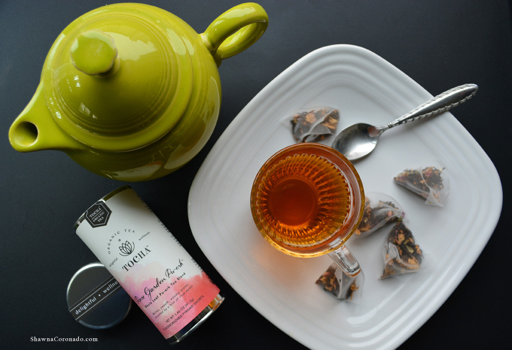 Why You Should Drink Organic Tea